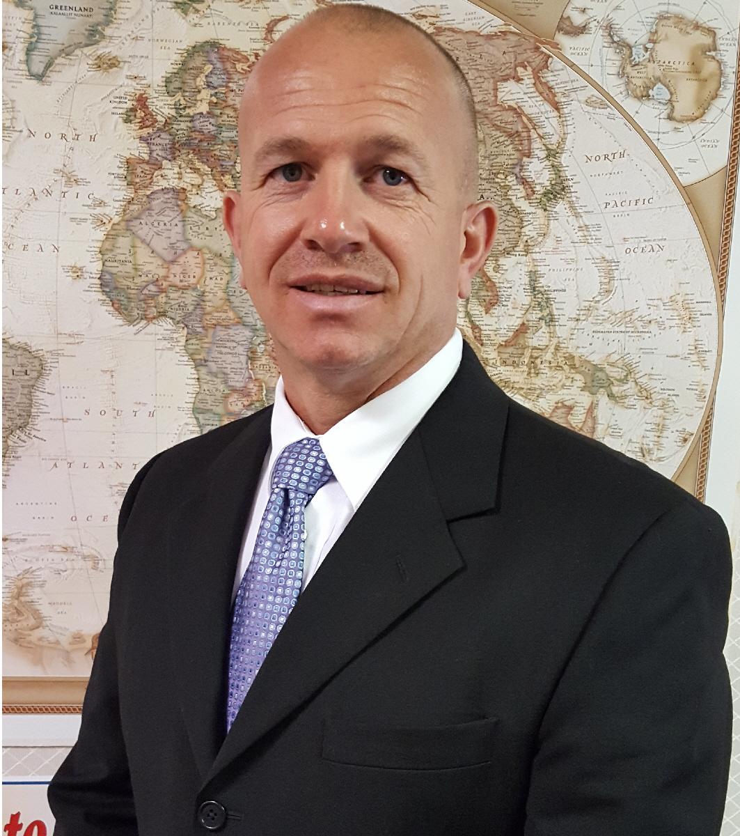 Chris Sodmont: Vice President